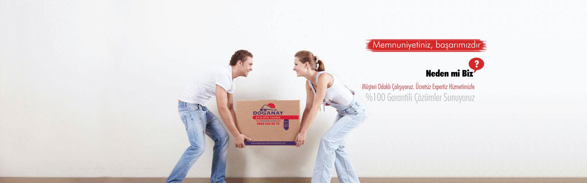 Mersin evden eve taşımacılık